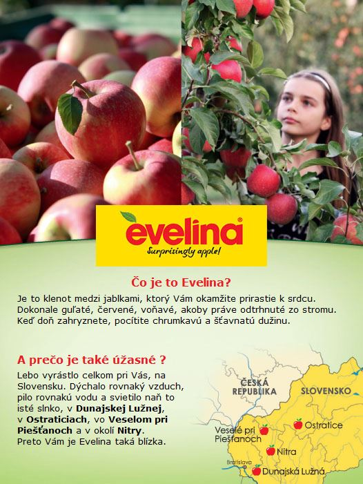 Evelina apple